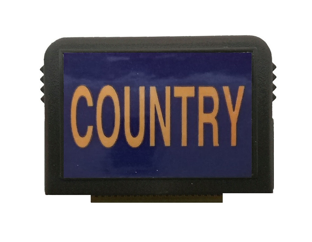 COUNTRY - 93 English Songs