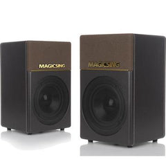 MagicSing: KP-650<br>Bluetooth Speakers · Built-in Mixer · Includes One (1) microphone<br><font color='white'>--</font>