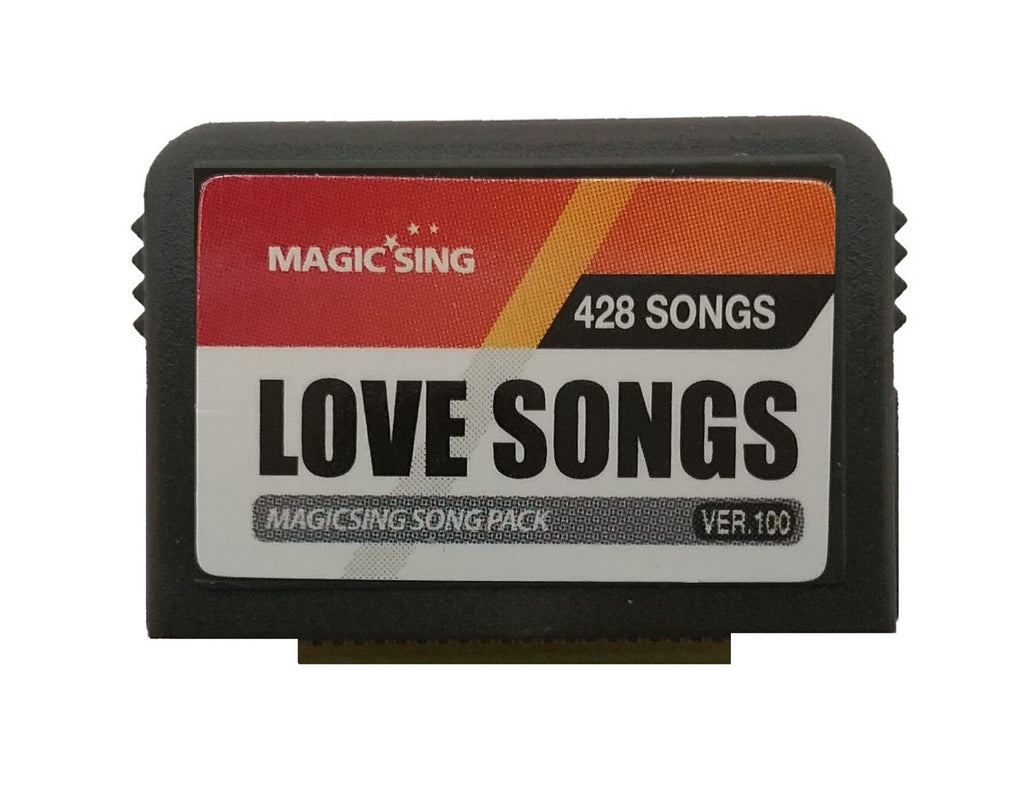 Love Songs - 428 English Songs