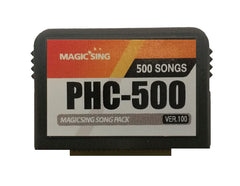 PHC-500 Gospel 1 - 500 Songs - Seattle Karaoke - EnterTech - English - Chips - 1