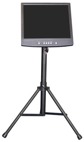 Rental TV & Stand w/ Mic Holders - Seattle Karaoke - Rental - TV Monitors & Stands