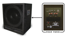 "VocoPro: SUB-1500<br>Active/Powered 15"" 200Watts Subwoofer - Seattle Karaoke - VocoPro - Speakers"