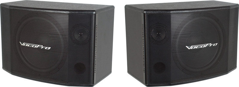 "VocoPro: SV-600 Passive 300Watts 12"" 2-Way Speakers (pair)"
