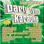 SYB-1069 Super Hits #09 - Seattle Karaoke - Party Tyme/ Sybersound - English - CDG