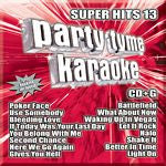 SYB-1100 Super Hits #13 - Seattle Karaoke - Party Tyme/ Sybersound - English - CDG