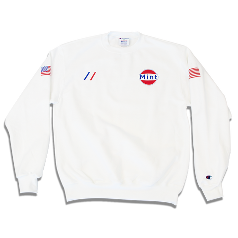 Steve Mcqueen Tribute // Champion Sweatshirt