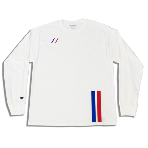 Steve Mcqueen Tribute // Champion Long Sleeve Shirt