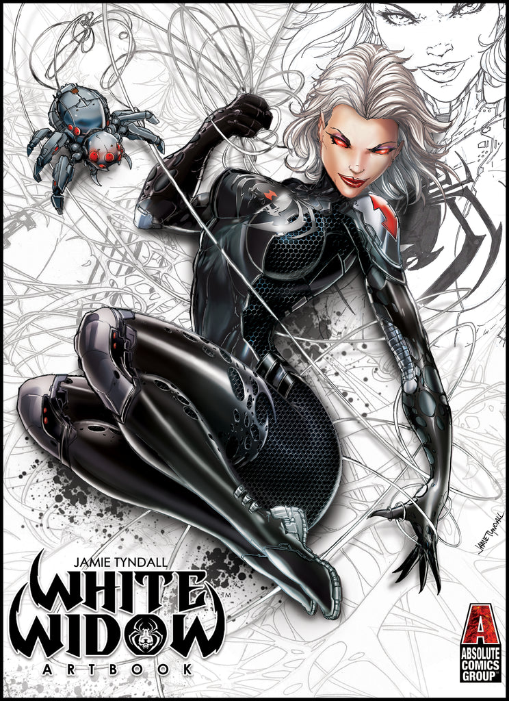 Art Book White Widow