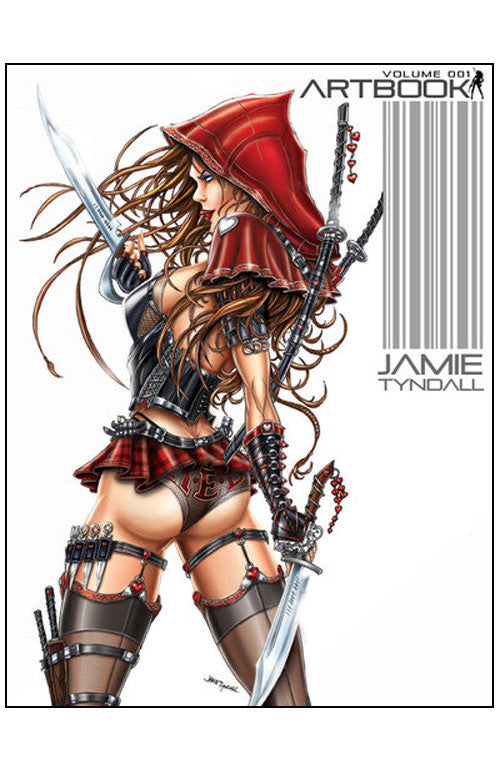 Art Book vol 001 - Jamie Tyndall