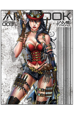 Art Book vol 003 - Jamie Tyndall  - 1