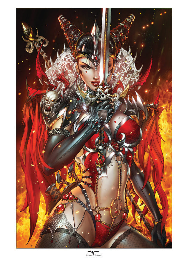 Art Book Grimm Girls Hard Cover