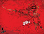 2021 Invincible Red Sonja #1 Blood