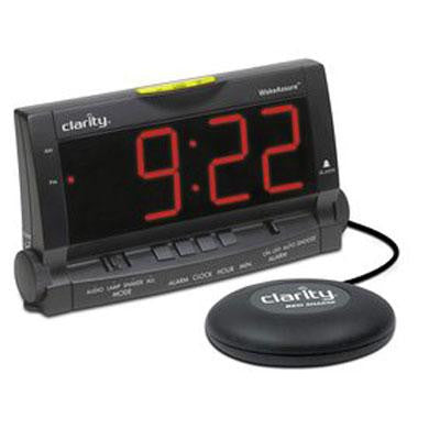 Clarity Wake Assure Alarm Clck - Clarity - 00600.000 - Humble Brothers