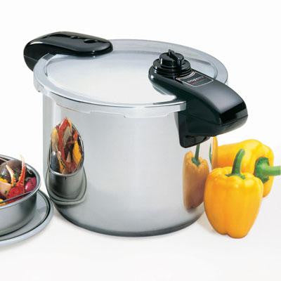 8Qt Stainless Steel Pressure - Presto - 01370 - Humble Brothers