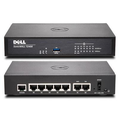 TZ400 TotalSecure 1YR - Dell Software (SonicWALL) - 01-SSC-0514 - Humble Brothers