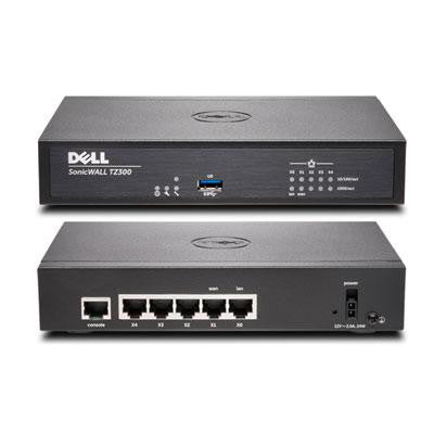 TZ300 TotalSecure 1YR - Dell Software (SonicWALL) - 01-SSC-0581 - Humble Brothers