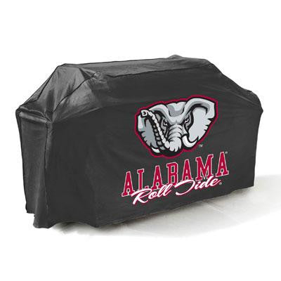Alabama Crmsn Tide Grill Cover - Mr Bar B Q - 07700BAMAGD - Humble Brothers