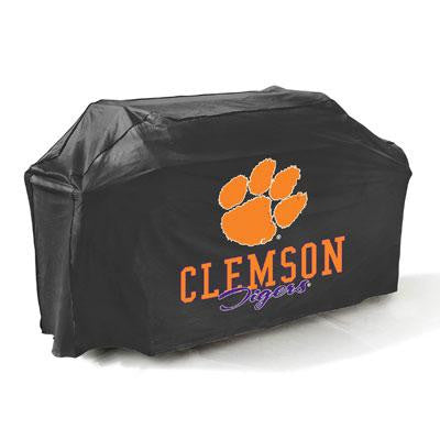 Clemson Tigers Grill Cover - Mr Bar B Q - 07706CLEMGD - Humble Brothers
