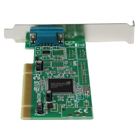 1 Port PCI Serial Adapter Card - Startech.com - PCI1S950DV - Humble Brothers  - 1
