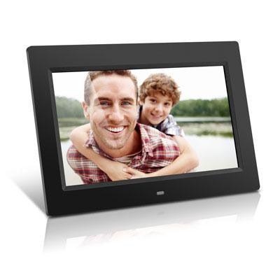 "10.1"" Digital PhotoFrame 512MB - Aluratek - ADMPF310F - Humble Brothers"