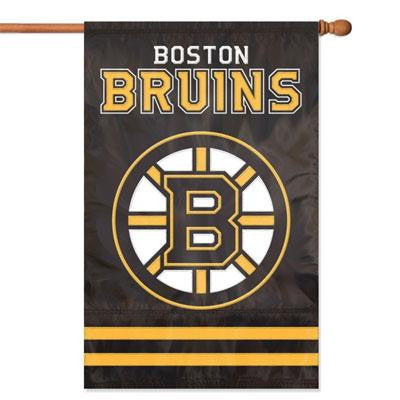 Bruins Applique Banner Flag - Party Animal - AFBRU - Humble Brothers