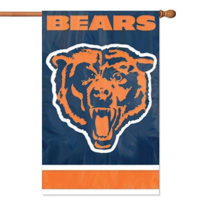 Bears Applique Banner Flag - Party Animal - AFCH - Humble Brothers