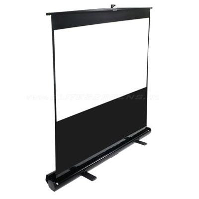 "100"" 4 3 Diag. Floor Stand - Elitescreens - F100NWV - Humble Brothers"