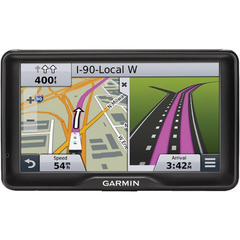 "RV 760LMT 7"" RV GPS & Travel Planner with Lifetime Maps & Traffic Updates (Without Wireless Backup Camera) - GARMIN - 010-01168-00 - Humble Brothers"