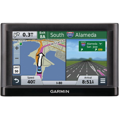 "nuvi(R) 56 5"" GPS Travel Assistant (56LMT; Includes lifetime maps & traffic avoidance) - GARMIN - 010-01198-05 - Humble Brothers"