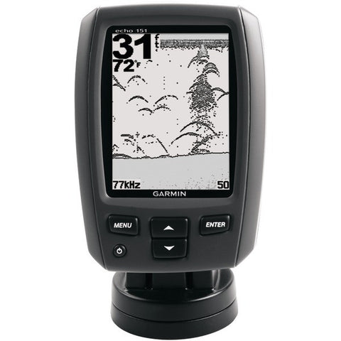 echo(TM) 101 Fishfinder with Transducer - GARMIN - 010-01257-00 - Humble Brothers