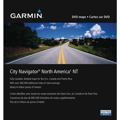 2011 nuMaps Onetime(TM) North America microSD(TM) Card/SD(TM) Card - GARMIN - 010-11551-00 - Humble Brothers