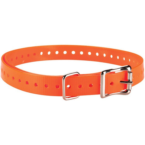 "Delta(TM) 3/4""-Wide Collar Strap (Orange) - GARMIN - 010-11870-03 - Humble Brothers"