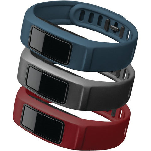 vívofit(R) 2 Downtown-Themed Bands, 3 pk (Large) - GARMIN - 010-12336-01 - Humble Brothers