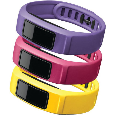 vívofit(R) 2 Energy-Themed Bands, 3 pk (Small) - GARMIN - 010-12336-14 - Humble Brothers