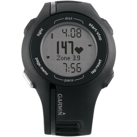 Refurbished Forerunner(R) 210 GPS Receiver With Heart Rate Monitor - GARMIN - 010-N0863-32 - Humble Brothers