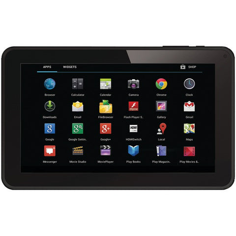 "10.1"" Core(TM) Pro Android(TM) 5.0 8GB Tablet - NAXA - NID-1006 - Humble Brothers"