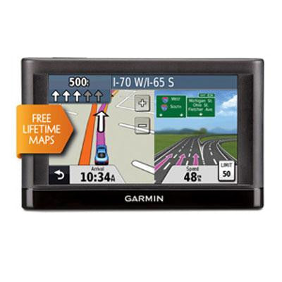 Nuvi 44LM GPS - Garmin USA - 010-01114-03 - Humble Brothers