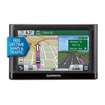 Nuvi 65LMT GPS - Garmin USA - 010-01211-04 - Humble Brothers