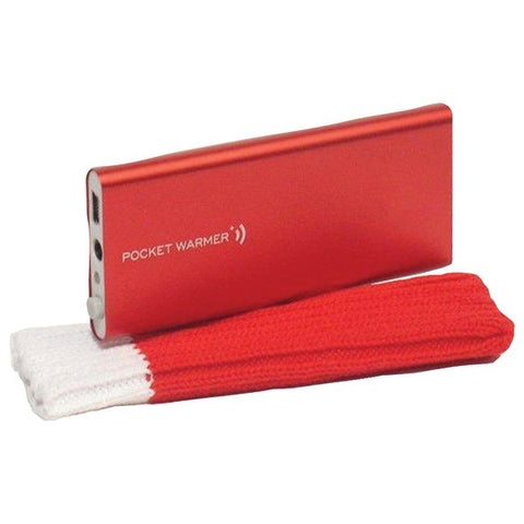 1,050mAh Pocket Warmer/Charger (Red) - P3 - P8430- RED - Humble Brothers
