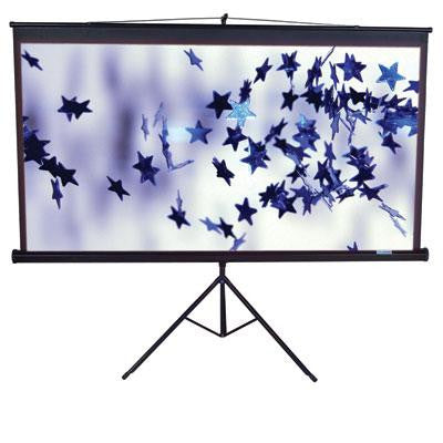 "100""  4 3 Tripod Portable - Elitescreens - T100UWV1 - Humble Brothers"