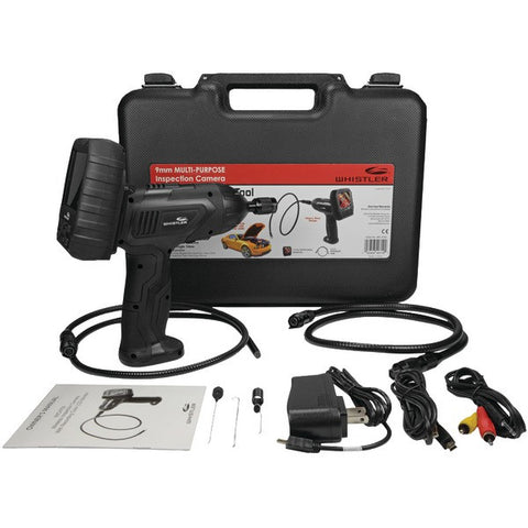 "3.5"" Color Inspection Camera - WHISTLER - WIC-4750 - Humble Brothers"