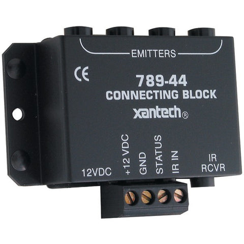 1-Zone Connecting Block (without Power Supply) - XANTECH - 789-44 - Humble Brothers
