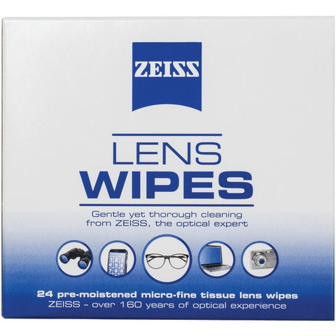 Box Lens Wipes (24-Count) - ZEISS - 000000 2127 720 - Humble Brothers