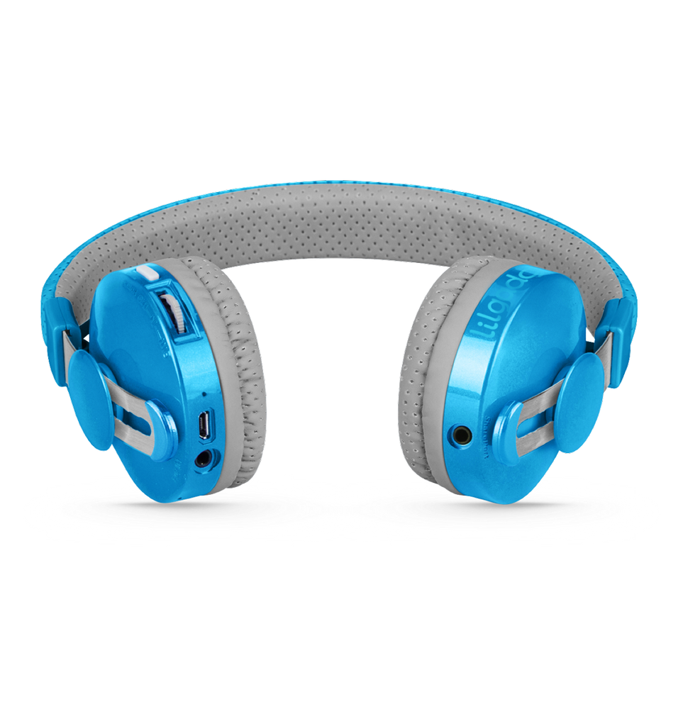 Lil Gadgets, LilGadgets, Lil Gadgets headphones, Kids headphones, LilGadgets Untangled Pro Children's Wireless Bluetooth Headphones for Kids, Blue LilGadgets Untangled Pro Children's Wireless Bluetooth Headphones for Kids, LilGadgets Untangled Pro Children's Wireless Bluetooth Headphones for Kids Blue, Cool kids headphones, cool headphones for kids, awesome headphones for kids, shareport, blue headphones for kids, wirele
