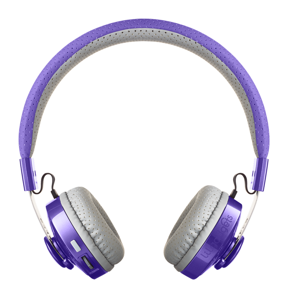 Lil Gadgets, LilGadgets, Lil Gadgets headphones, Kids headphones, LilGadgets Untangled Pro Children's Wireless Bluetooth Headphones for Kids, Purple LilGadgets Untangled Pro Children's Wireless Bluetooth Headphones for Kids, LilGadgets Untangled Pro Children's Wireless Bluetooth Headphones for Kids Purple, Cool kids headphones, cool headphones for kids, awesome headphones for kids, shareport, purple headphones for kid