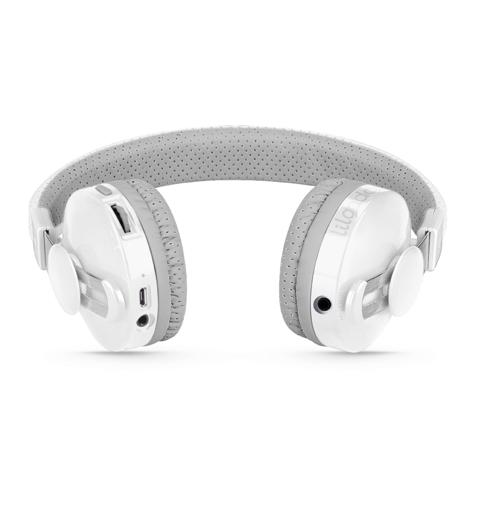 Lil Gadgets, LilGadgets, Lil Gadgets headphones, Kids headphones, LilGadgets Untangled Pro Children's Wireless Bluetooth Headphones for Kids, White LilGadgets Untangled Pro Children's Wireless Bluetooth Headphones for Kids, LilGadgets Untangled Pro Children's Wireless Bluetooth Headphones for Kids White, Cool kids headphones, cool headphones for kids, awesome headphones for kids, shareport, white headphones for kids, wir