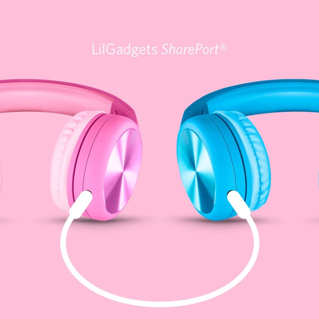 f8e96966786 The Connect+ Pro is a beautifully designed, high-quality, wired children's  headphone. Featuring our integrated SharePort® to make sharing a little  easier ...