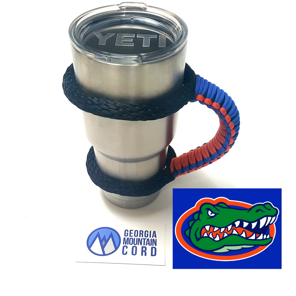 Yeti Handle in GATOR colors