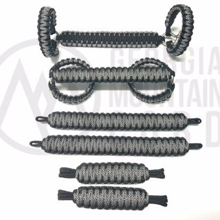 Jeep Wrangler TJ/LJ Deluxe Paracord Set in Diamond