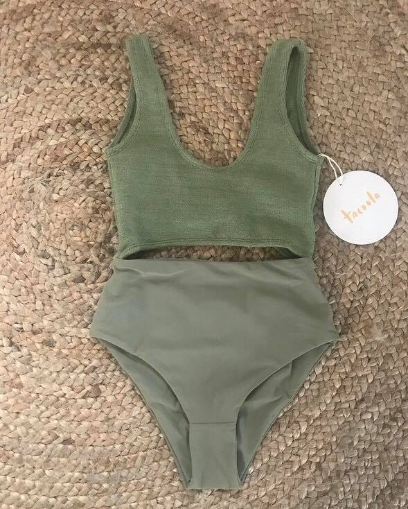 Mai Mai One Piece Khaki